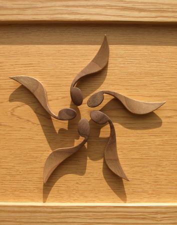秋はカエデの翼果のアートマグネットー024.jpg