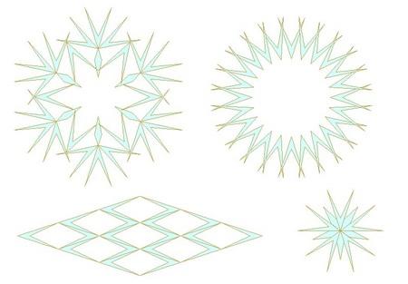 雪のアートマグネットー004、雪のCAD.jpg