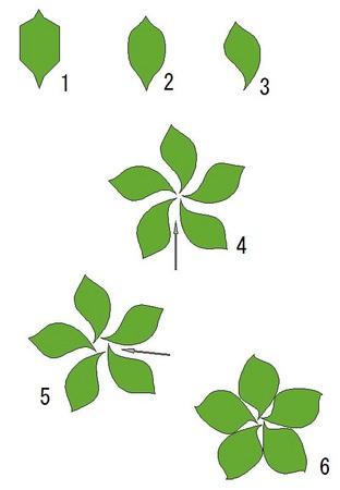 001、夏の葉のマグネット.jpg