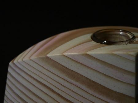 011、木の一輪挿しTriad、ピンク.jpg