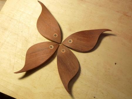 019、木の蝶のマグネット.jpg