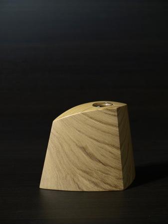 020木の一輪挿しTriad、セン材.jpg