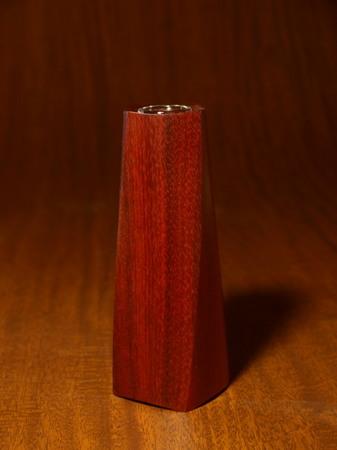040、木の一輪挿し「凛」ブラッドウッド.jpg